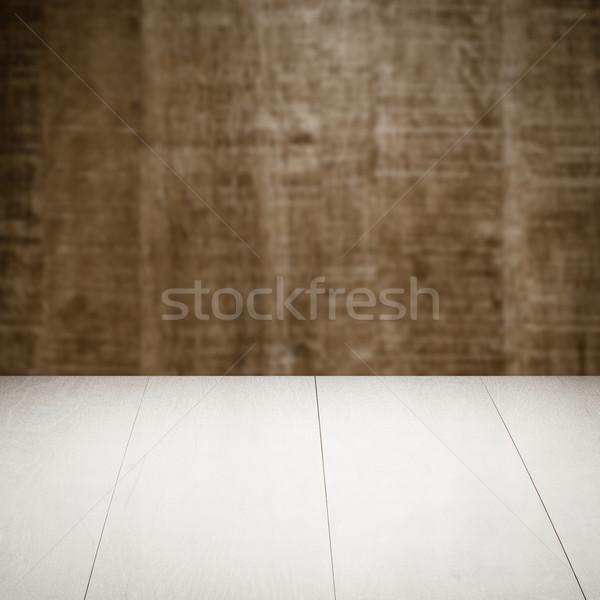 текстура древесины подробность текстуры древесины стены Сток-фото © homydesign