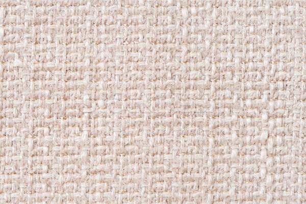 Beige fabric texture Stock photo © homydesign