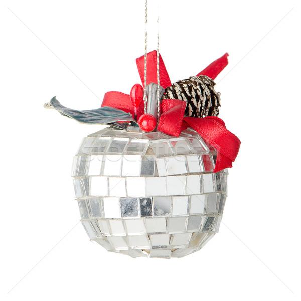 Christmas decorations Stock photo © homydesign
