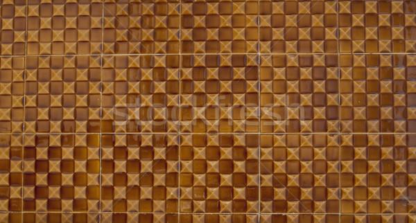 Portuguese glazed tiles 110 Stock photo © homydesign