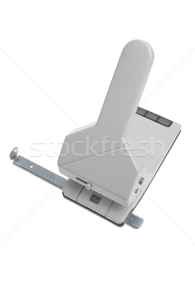 White hole puncher  Stock photo © homydesign