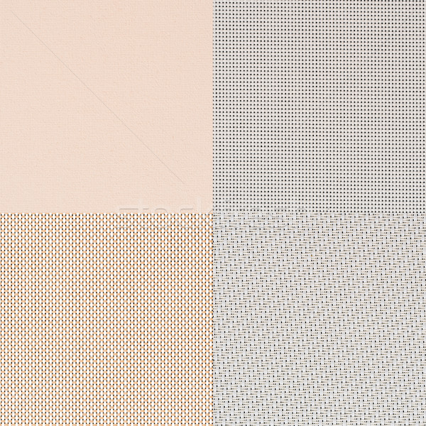 Set of beige vinyl samples Stock photo © homydesign