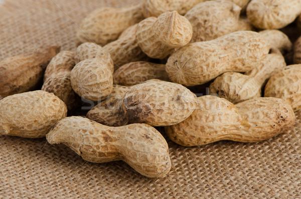 Peanuts Stock photo © homydesign