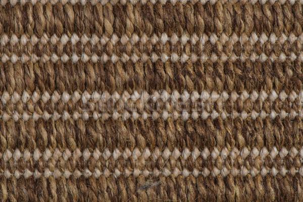 Brown carpet Stock photo © homydesign
