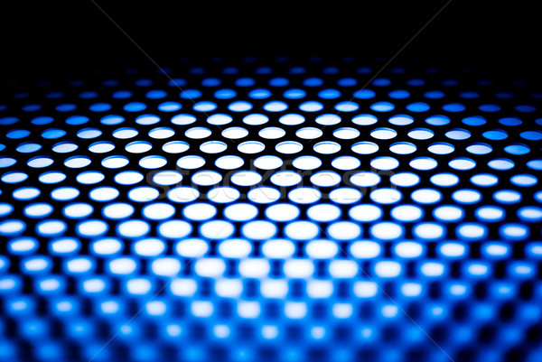 Metalic backlit shinny background Stock photo © homydesign