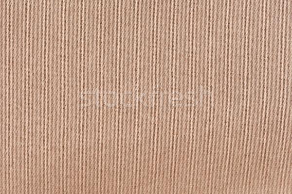 Brown fabric texture Stock photo © homydesign
