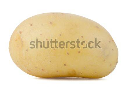 New potato Stock photo © homydesign
