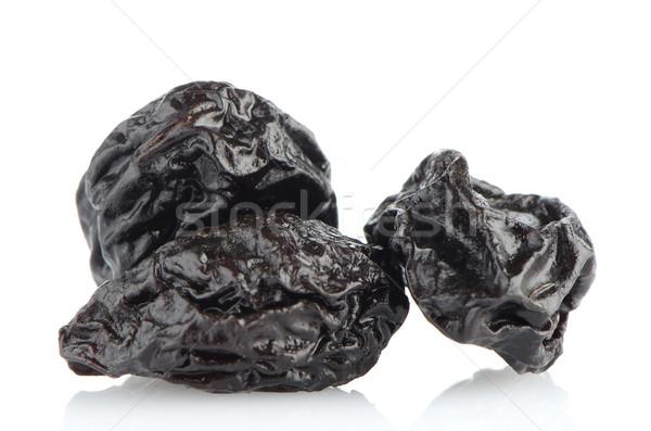 Dried plum fruits Stock photo © homydesign