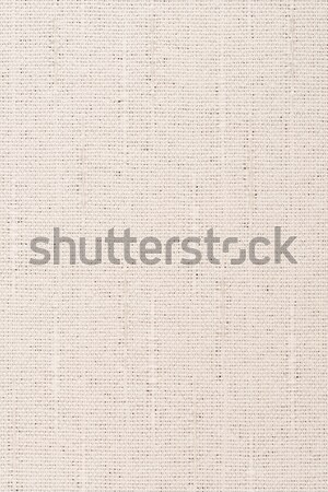 Stock photo: Beige canvas texture