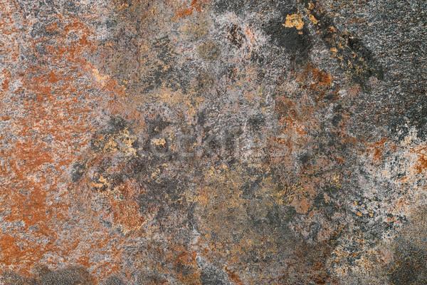 Piedra rock textura grunge decoración pared resumen Foto stock © homydesign