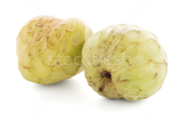 砂糖 リンゴ カスタード 白 食品 フルーツ ストックフォト © homydesign