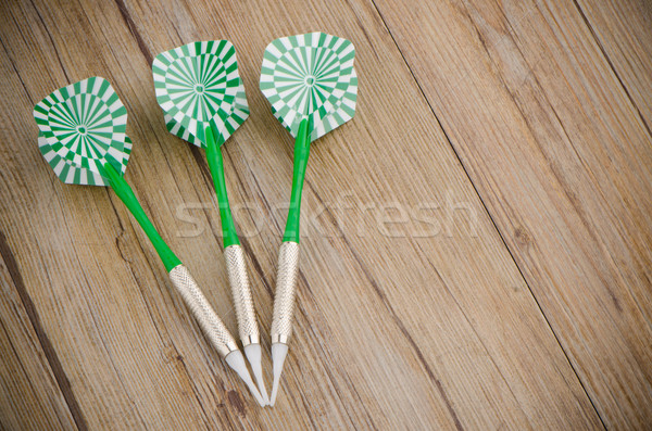Three arrows darts Stock photo © homydesign