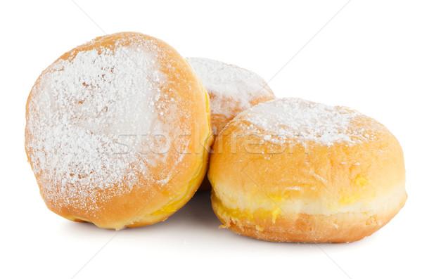 Tasty donuts Stock photo © homydesign