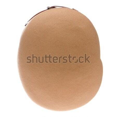 Brown cap Stock photo © homydesign