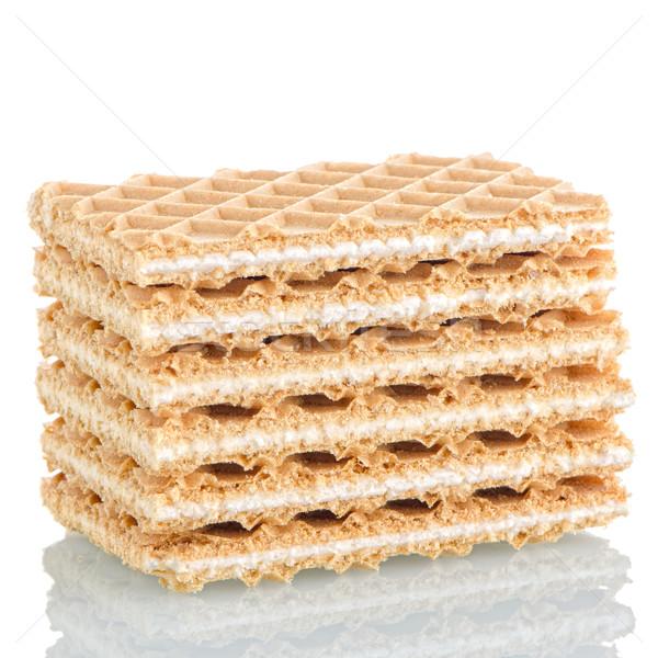 Vaniglia bianco candy grano Foto d'archivio © homydesign