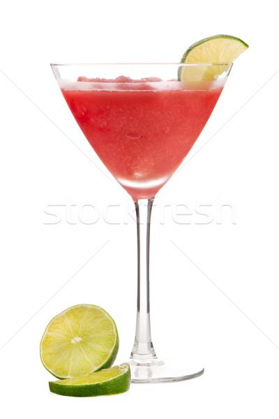 Frozen melon drink Stock photo © homydesign