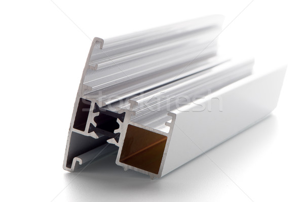 Aluminum profile accessory Stock photo © homydesign