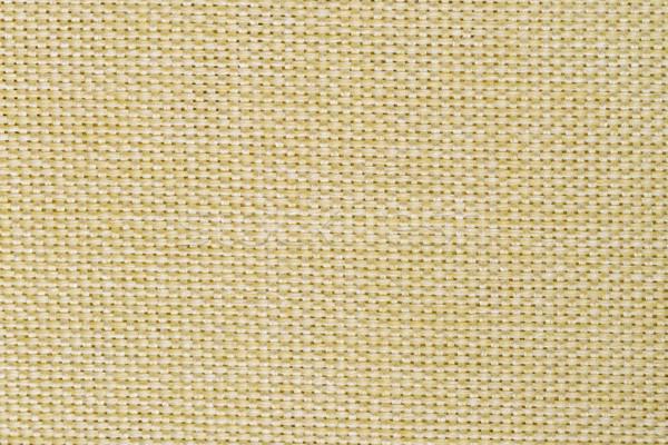 Yellow fabric texture Stock photo © homydesign