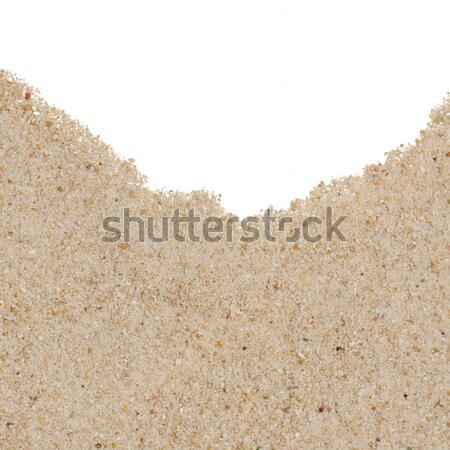 Beach sand background  Stock photo © homydesign