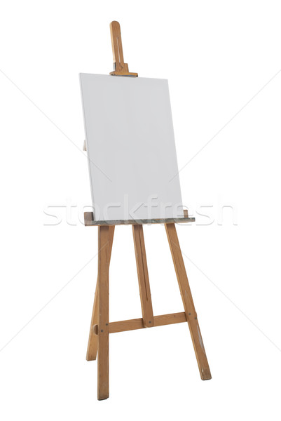 Easel Stock photo © homydesign