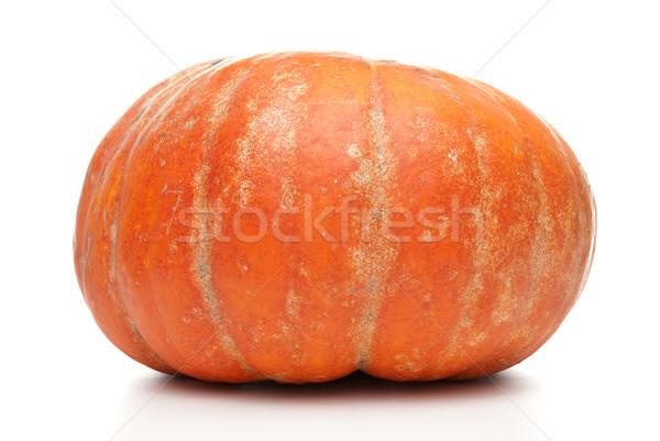 Orange pumpkin Stock photo © homydesign