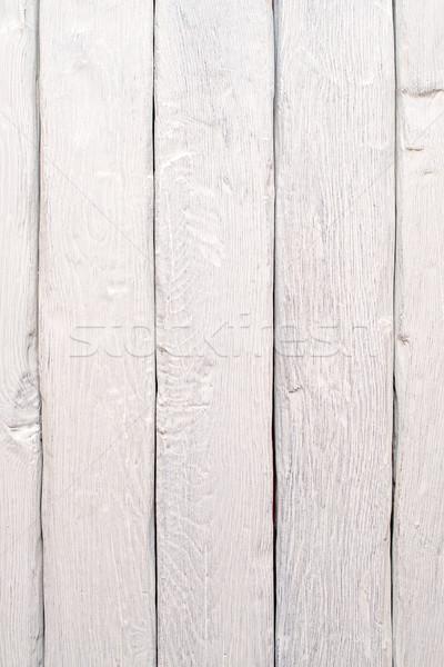 Beyaz ahşap detay boyalı inşaat Stok fotoğraf © homydesign