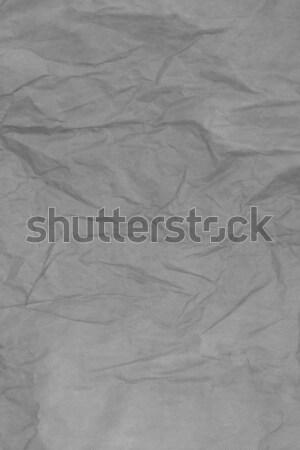 Gerecycleerd papier Papierstructuur retro behang kaart Stockfoto © homydesign