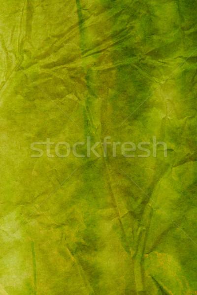 újrahasznosított papír textúra közelkép papír textúra absztrakt Stock fotó © homydesign