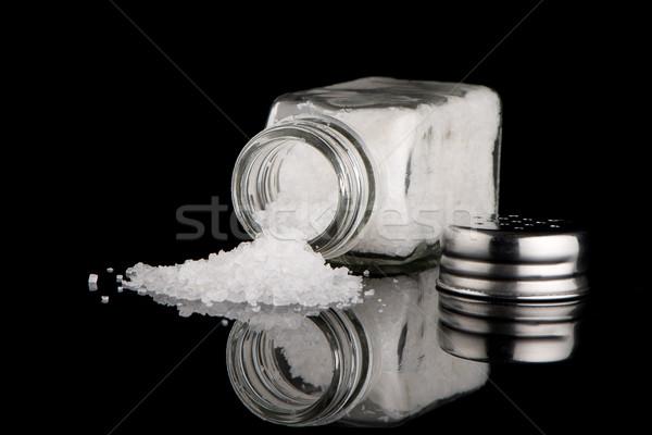 Salt shaker Stock photo © homydesign