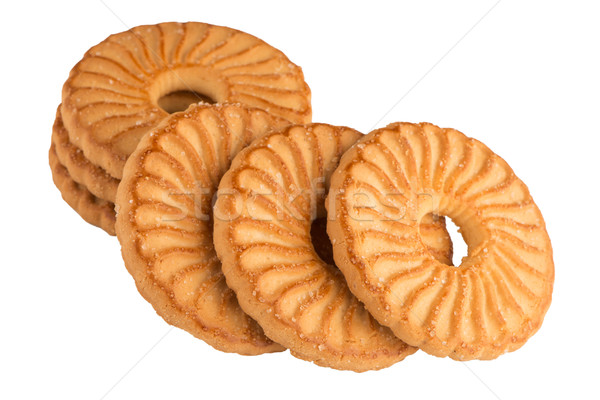 Stock photo: Butter pastry