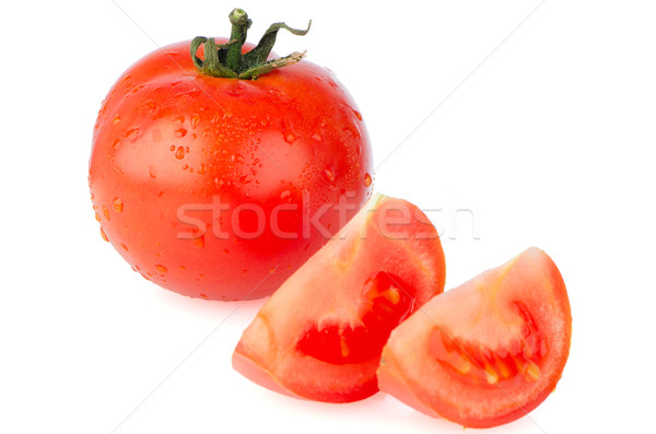 Tomatos Stock photo © homydesign