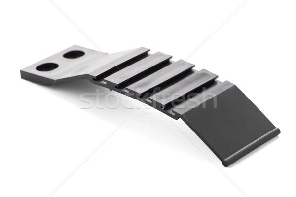 Plastic profile accessory Stock photo © homydesign