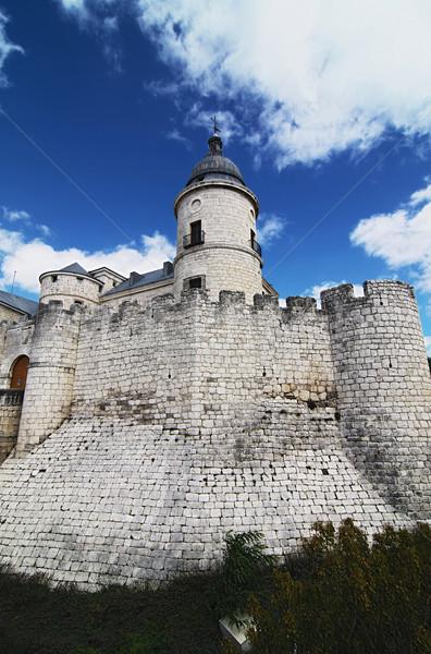 Castle of Simancas, Valladolid  Stock photo © homydesign