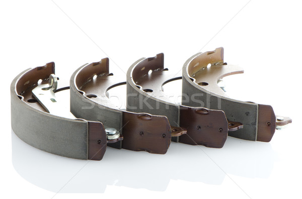 Car brake pads Stock photo © homydesign