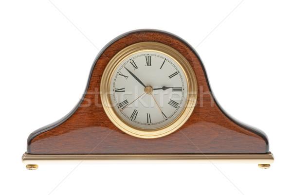 Old clock  Stock photo © homydesign