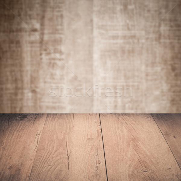 木の質感 クローズアップ 詳細 テクスチャ 木材 壁 ストックフォト © homydesign