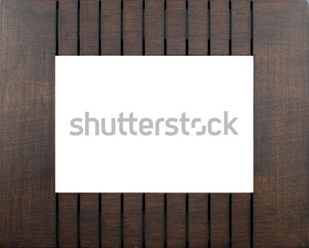 Stock photo: Frame