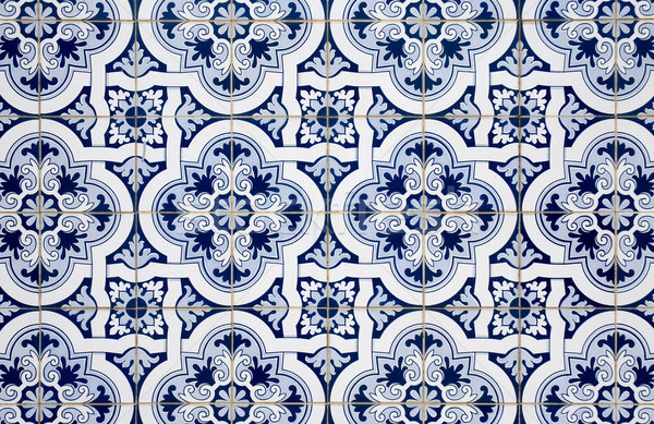 Blue pattern detail Stock photo © homydesign
