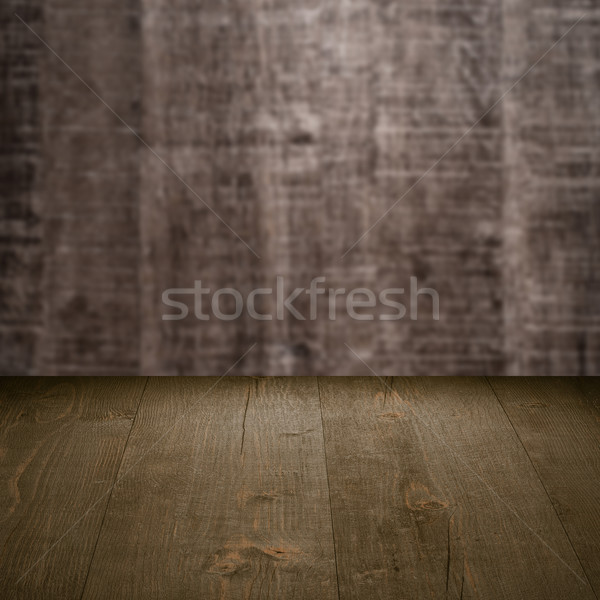 Textura de madera primer plano detalle textura madera pared Foto stock © homydesign