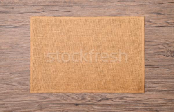 Place mat Stock photo © homydesign