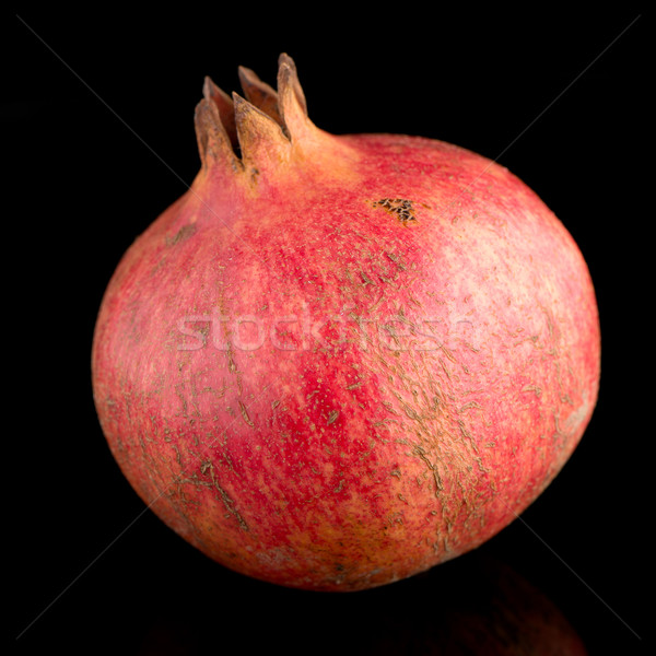 Ripe pomegranate fruit Stock photo © homydesign