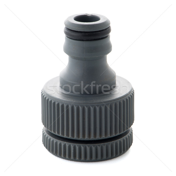 Stock photo: Hose fitting adapter