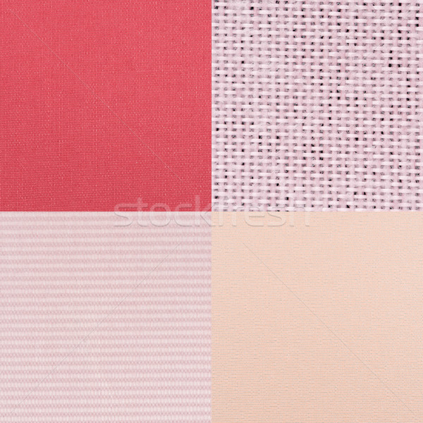 набор розовый виниловых текстуры стены Сток-фото © homydesign