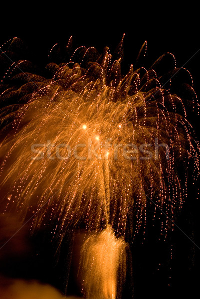 Firework Stock photo © homydesign