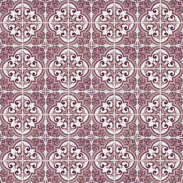 Seamless tile pattern Stock photo © homydesign