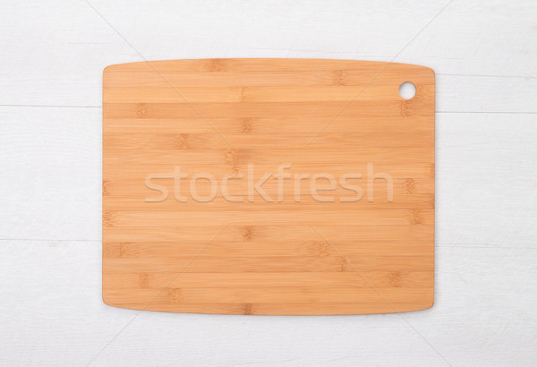 Cutting board Stock photo © homydesign
