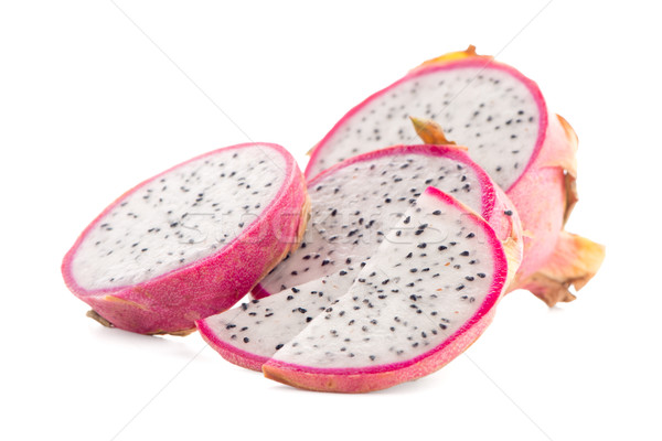 Pitaya or Dragon Fruit  Stock photo © homydesign