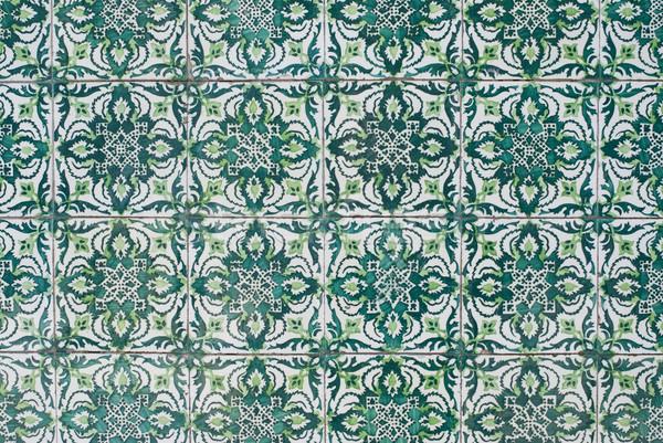 Portuguese glazed tiles 147 Stock photo © homydesign