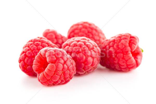 Ripe raspberry Stock photo © homydesign
