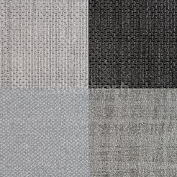 Conjunto cinza vinil textura parede Foto stock © homydesign
